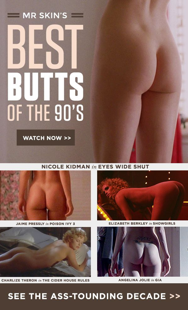 Best Celebrity Butts Of The 90's