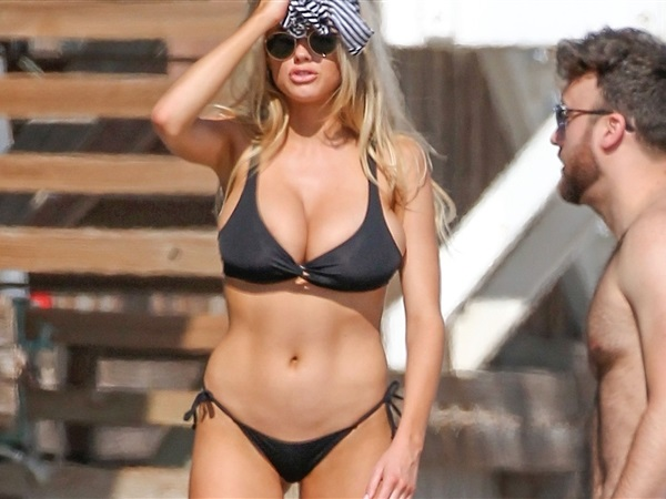 Apologise, but, Charlotte mckinney pussy