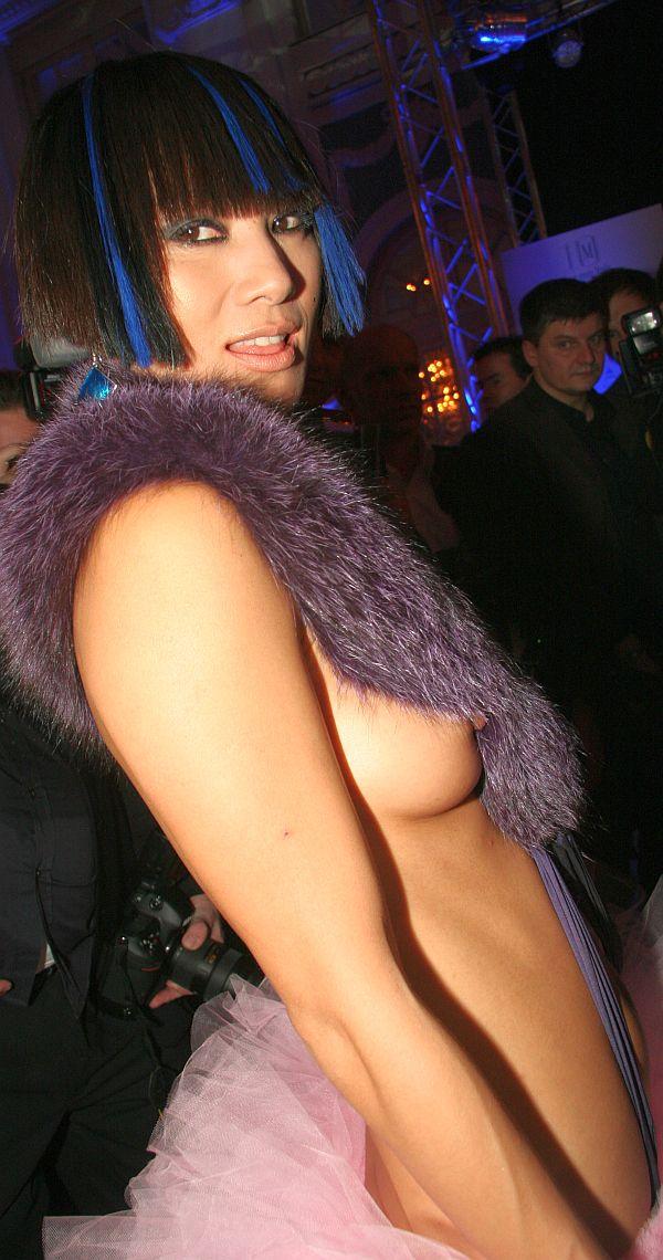 Bai ling big nipples