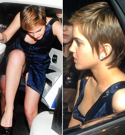 Emma Watson Nipple Slips Celebrity Slips Com