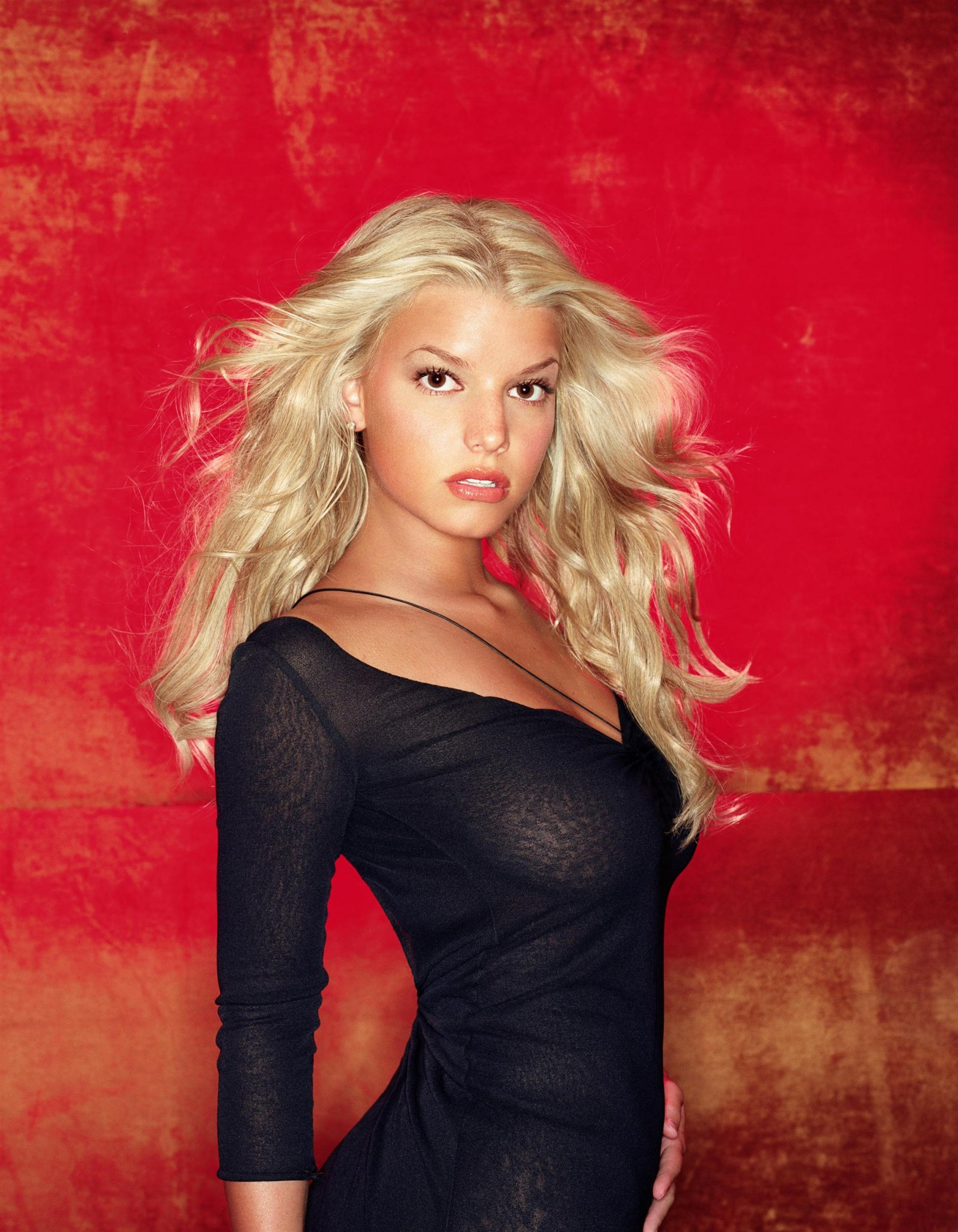 Nude pics of jessica simpson images 68