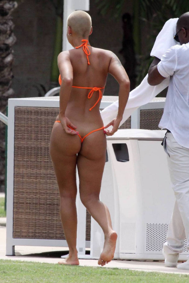 Amber rose uncensored pic