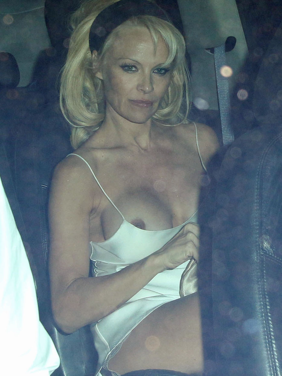 Happens. can pamela anderson big tit