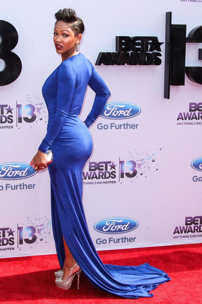meagan-good-braless-see-through-dress-10 | celebrity-slips.com