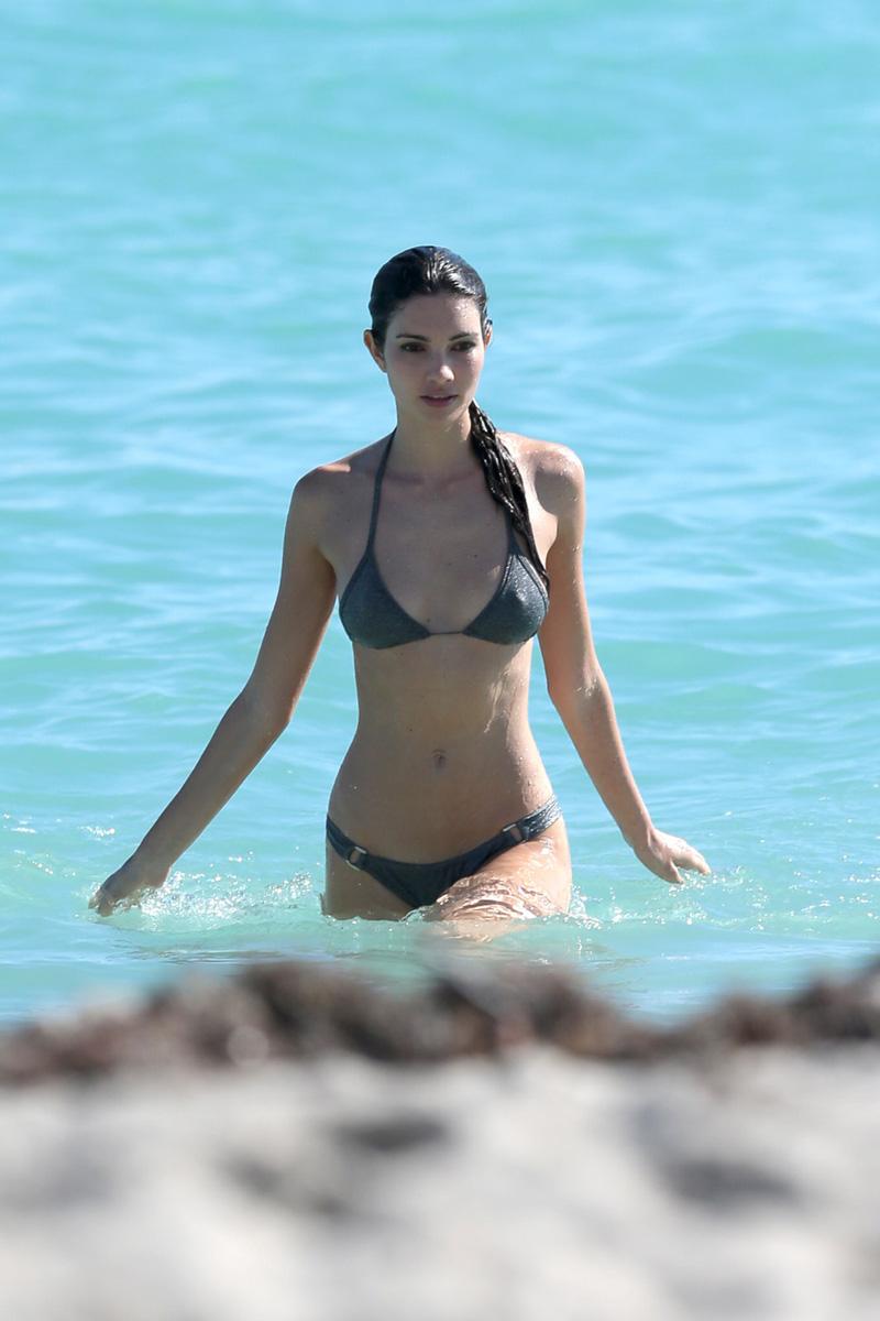 Nipples on the beach