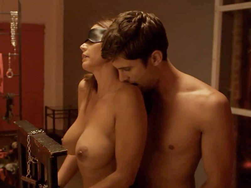Nicky whelan nude pics sex scenes compilation