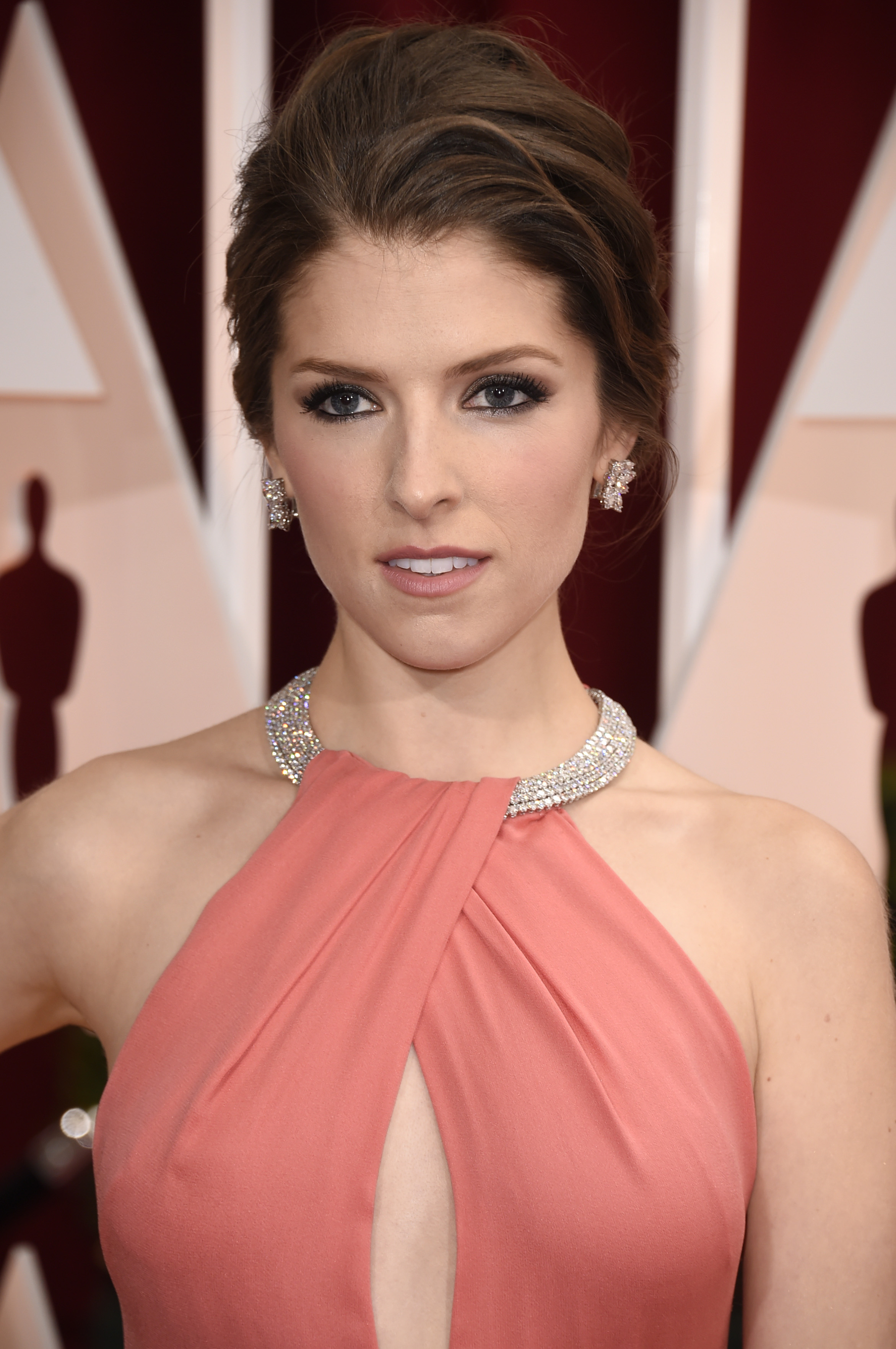 Anna kendrick cleavage inquiry answer
