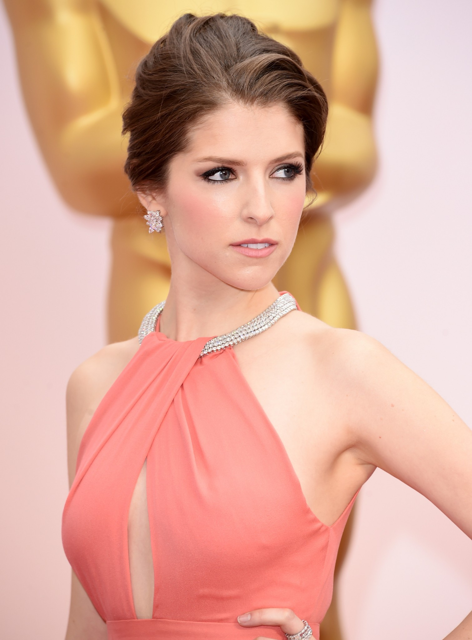 Anna Kendrick on oscar award time