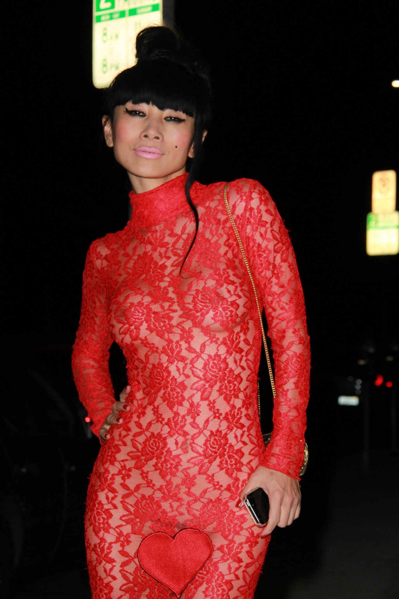 bai-ling-braless-pantyless-see-through-dress-11