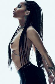zoe-kravitz-topless-in-flaunt-mag-4