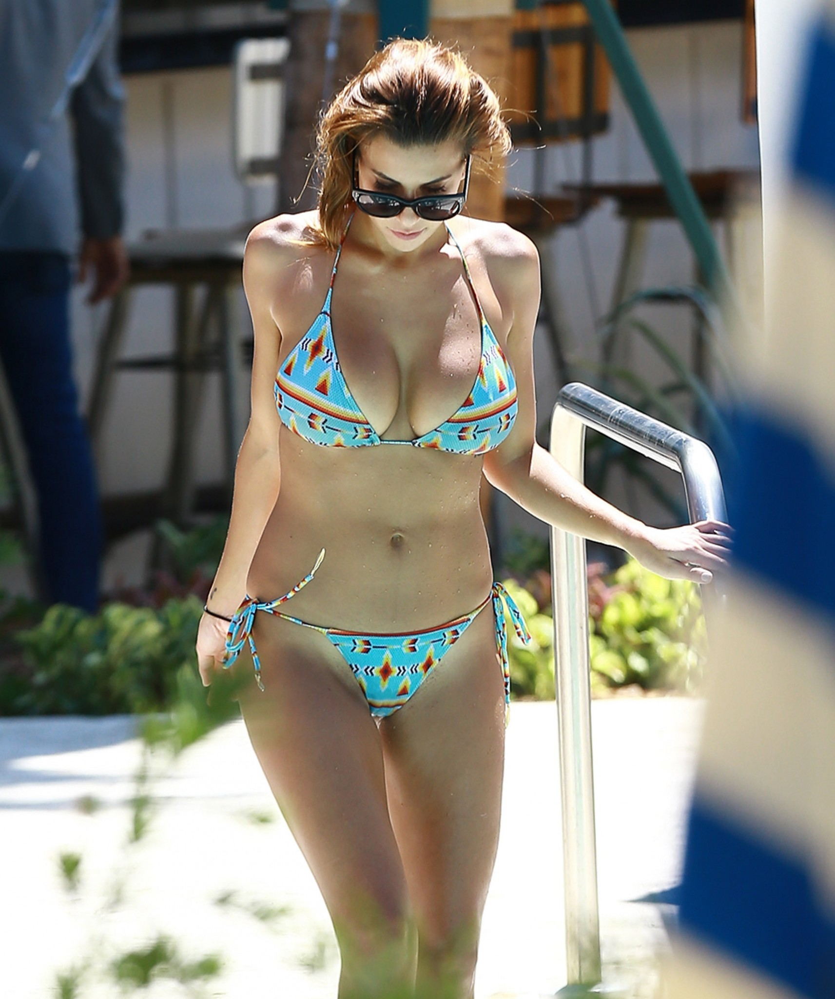 devin-brugman-natasha-oakley-wearing-a-bikini-at-a-pool-in-miami-17