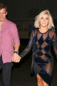 Julianne Hough exposes nipple during wardrobe malfunction