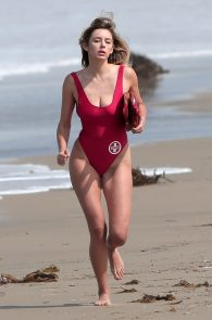 keeley-hazell-red-bikini-baywatch-bathing-suit-13