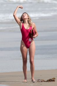 keeley-hazell-red-bikini-baywatch-bathing-suit-20