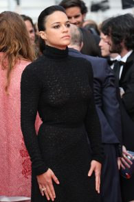 michelle-rodriguez-see-through-dress-at-cannes-film-festival-3