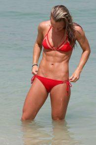 chloe-madeley-smoking-hot-in-a-red-bikini-3