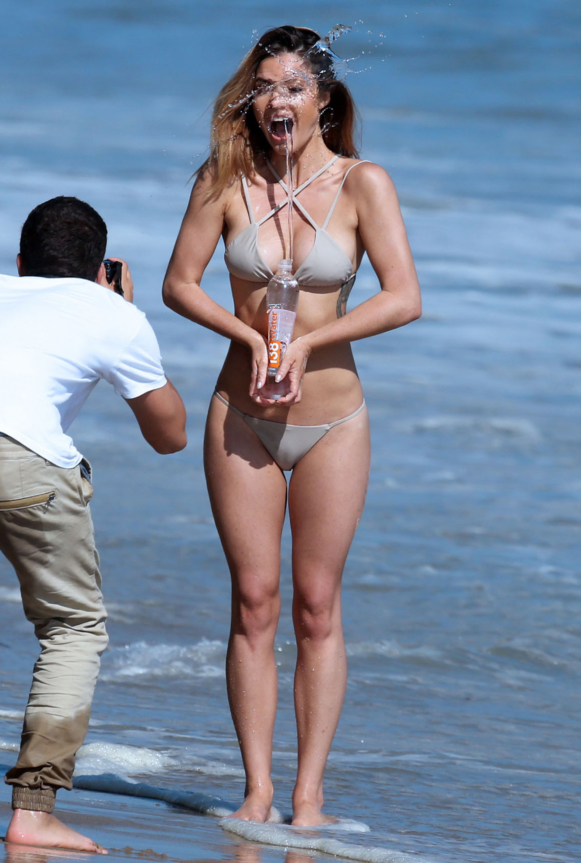 Celebrity Thong Bikini 50