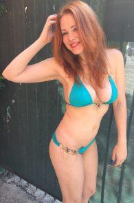 maitland-ward-wearing-a-bikini-in-santa-monica-8
