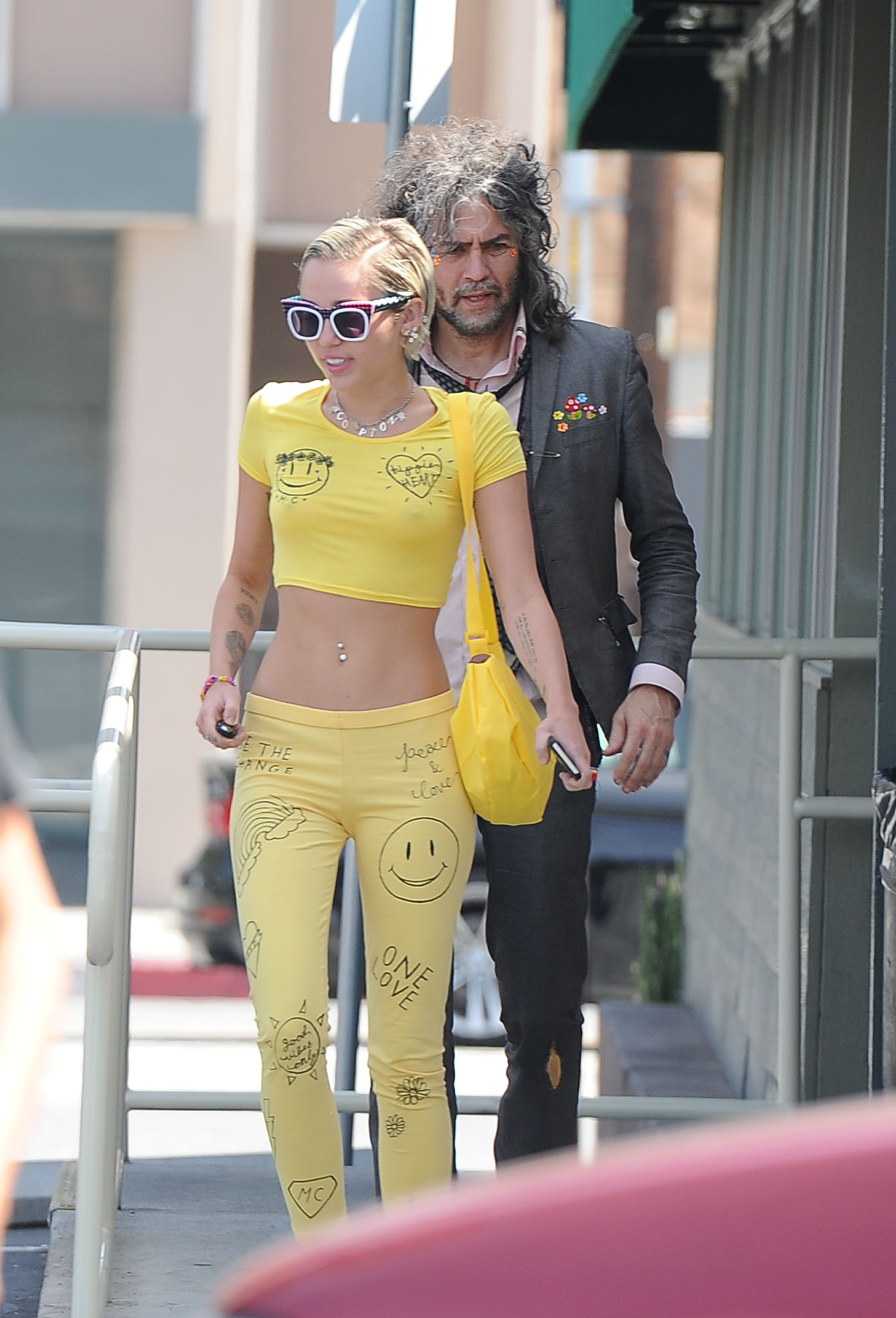 Miley Cyrus See Through Top 4 Celebrity Slips Com