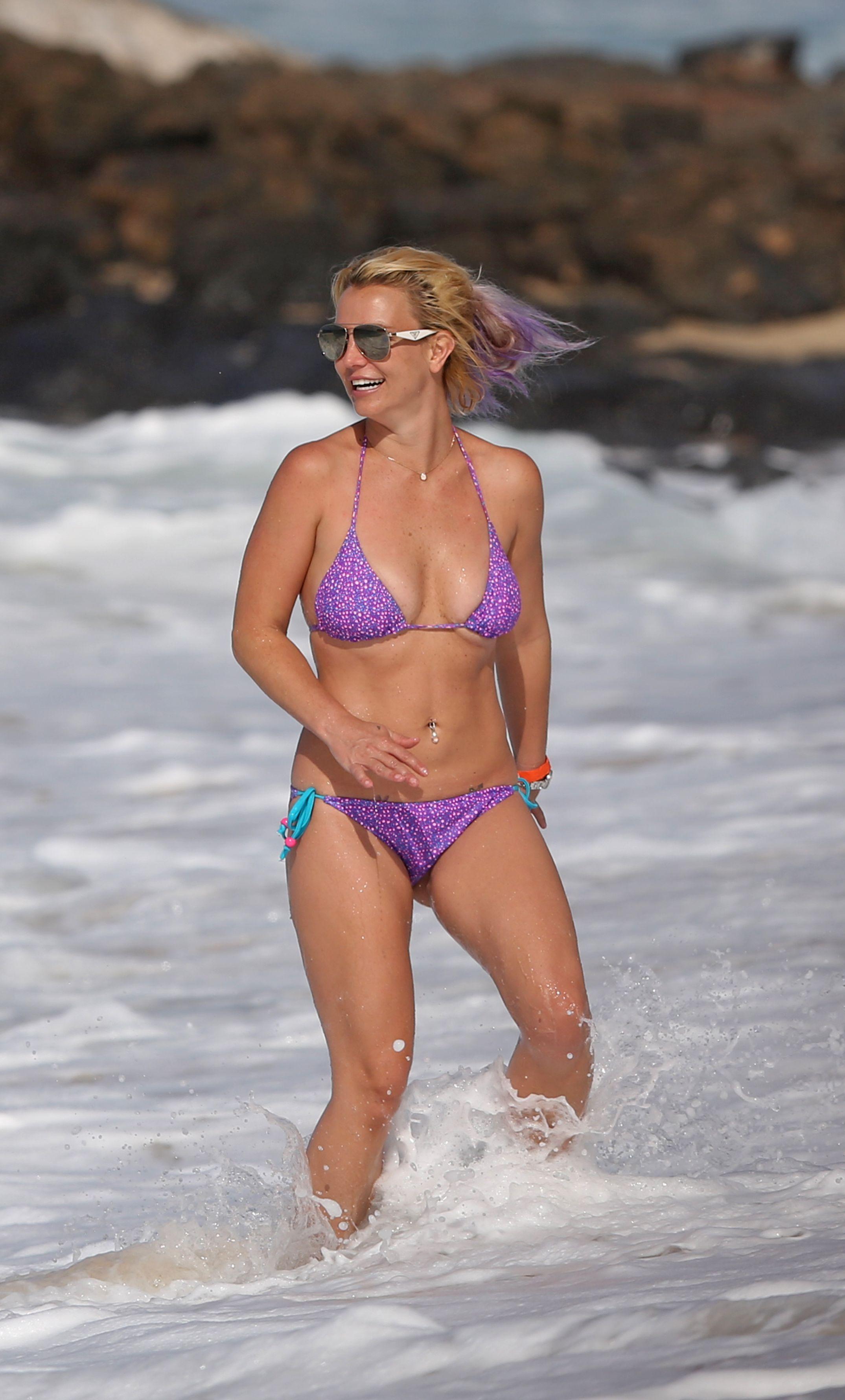Britney spears 2017 bikini