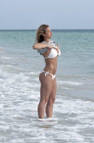 gemma-atkinson-white-bikini-in-cuba-15