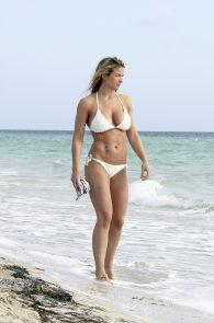 gemma-atkinson-white-bikini-in-cuba-17