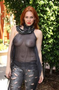 maitland-ward-see-through-to-nipples-comi-con-party-11