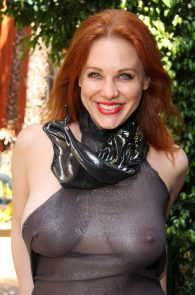 maitland-ward-see-through-to-nipples-comi-con-party-16