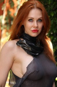 maitland-ward-see-through-to-nipples-comi-con-party-21