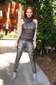 maitland-ward-see-through-to-nipples-comi-con-party-7