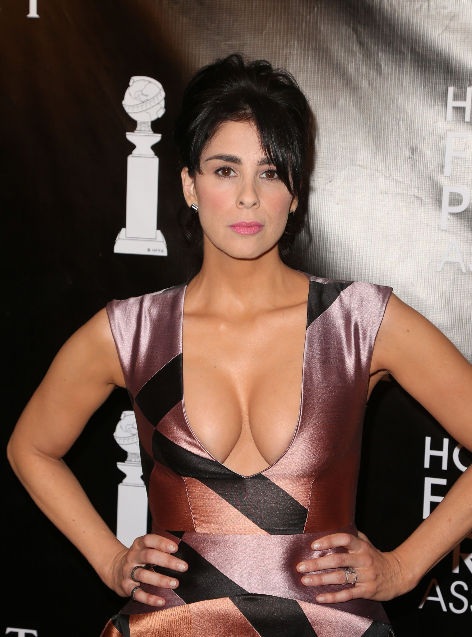 sarah-silverman-big-cleavage-in-nyc-04