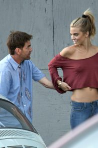 annalynne-mccord-braless-nipples-pokies-while-out-shopping-10