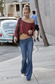 annalynne-mccord-braless-nipples-pokies-while-out-shopping-12