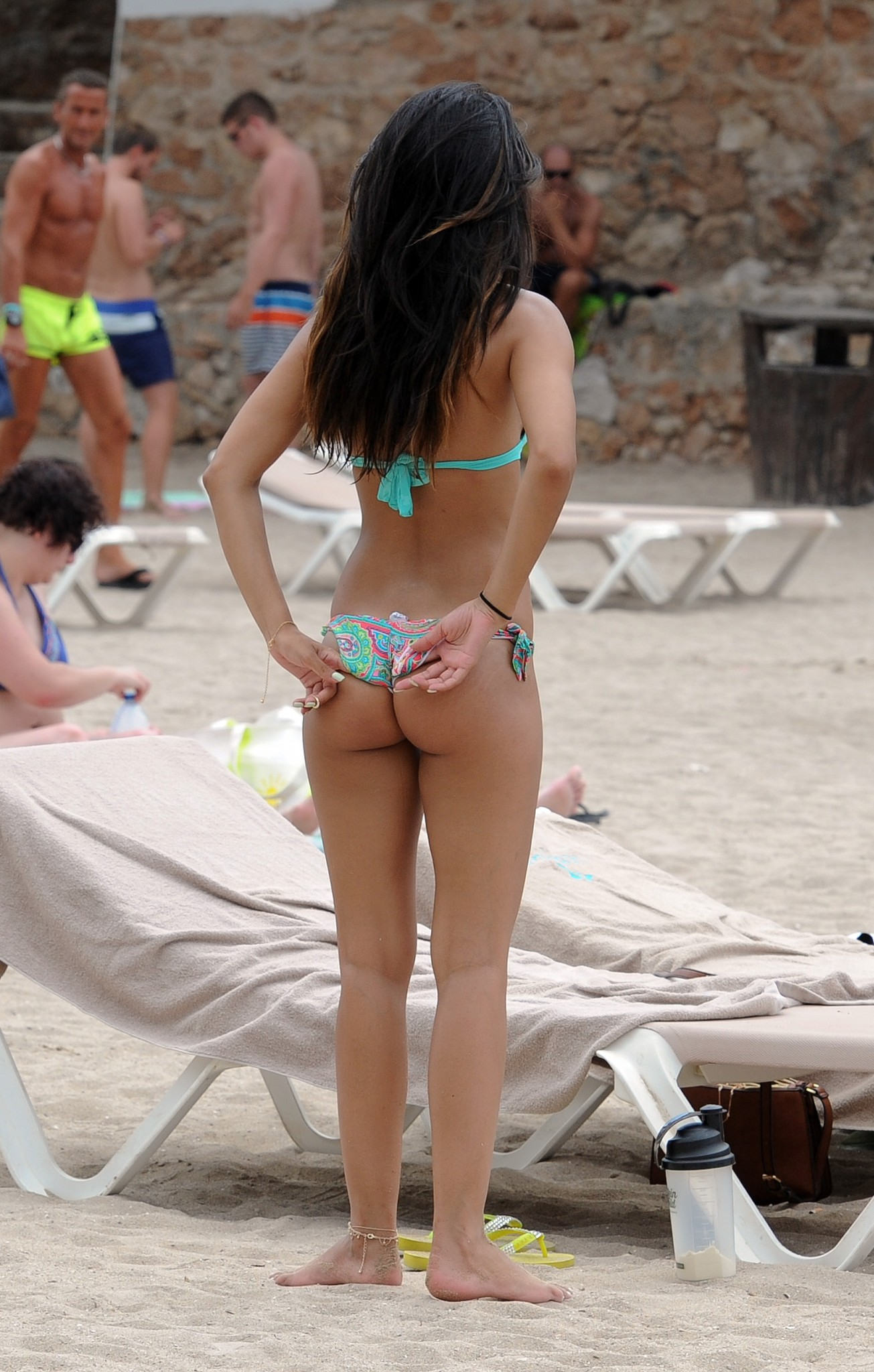 jasmin-walia-wearing-a-bikini-on-the-beach-20