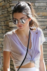 kendall-jenner-braless-in-see-through-white-top-at-cinepolis-theater-13