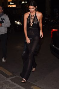 kendall-jenner-see-through-outfit-pierced-nipples-ass-in-thong-paris-16