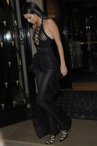 kendall-jenner-see-through-outfit-pierced-nipples-ass-in-thong-paris-23