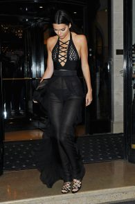 kendall-jenner-see-through-outfit-pierced-nipples-ass-in-thong-paris-26