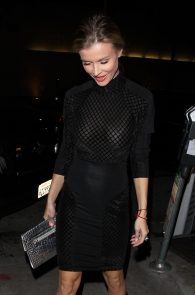 joanna-krupa-braless-see-through-dress-craigs-restaurant-10