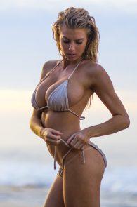 charlotte-mckinney-wet-tshirt-nipples-tyler-kandel-photoshoot-2