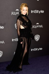 melissa-george-braless-see-through-dress-golden-globes-post-party-02