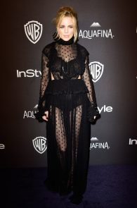melissa-george-braless-see-through-dress-golden-globes-post-party-05
