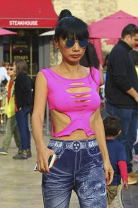 bai-ling-braless-nipple-pokes-while-shopping-01