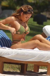 daphne-joy-wearing-a-green-bikini-in-punta-mita-15