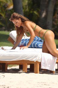 daphne-joy-wearing-a-green-bikini-in-punta-mita-23