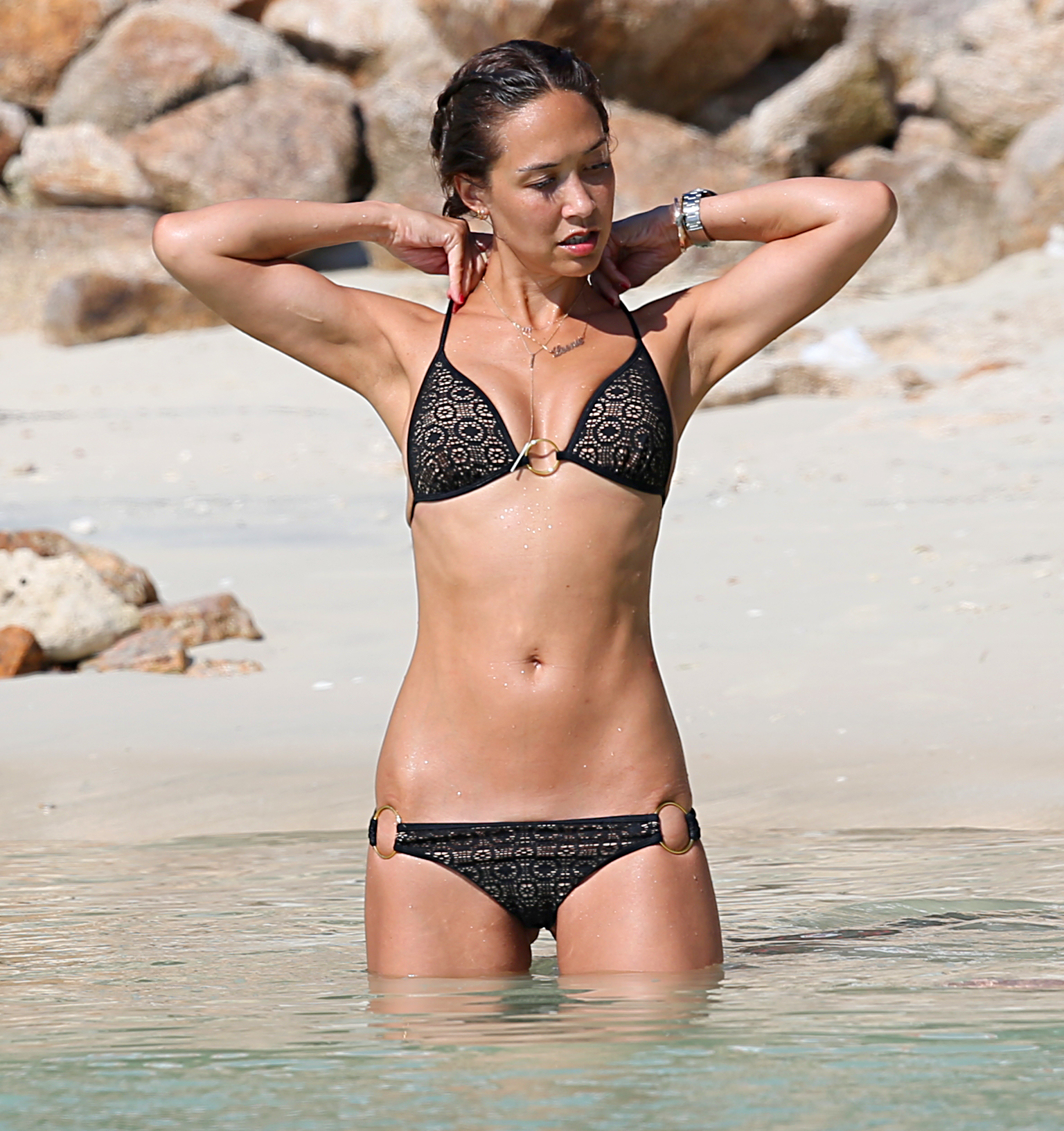 nudes Swimsuit Genelle Williams (73 pictures) Topless, Facebook, underwear