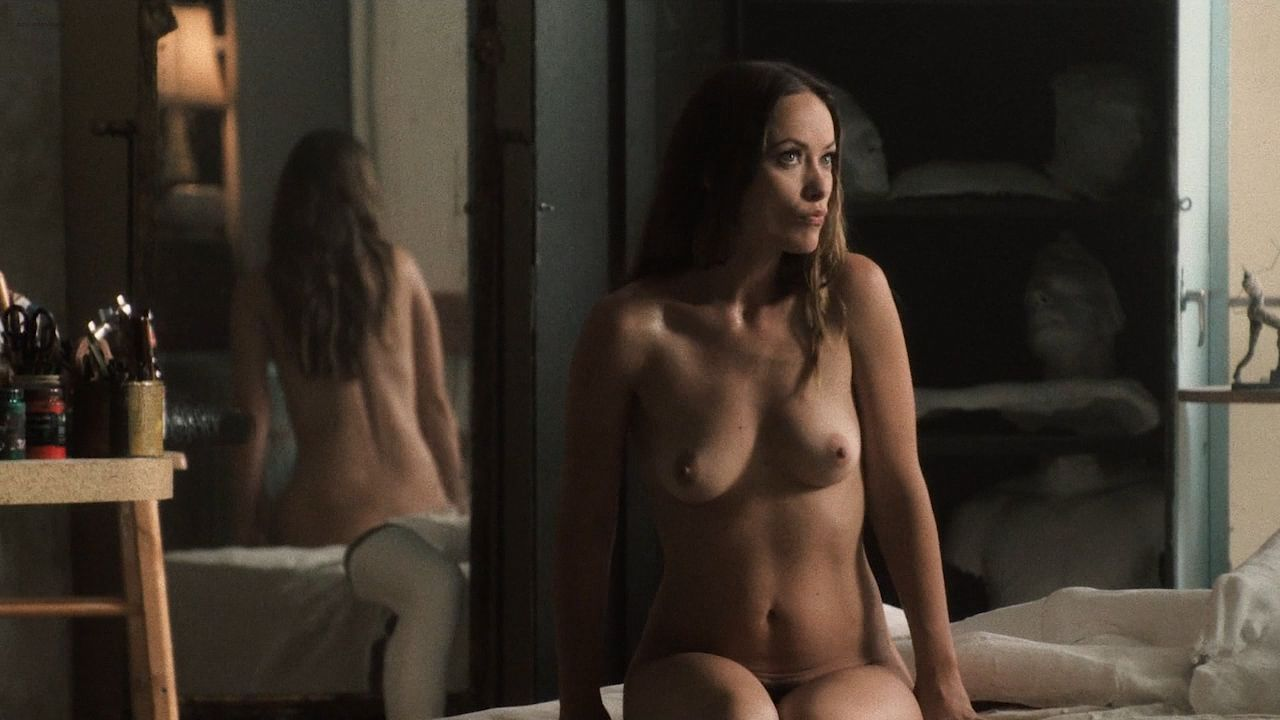 Olivia wilde nude on vinyl