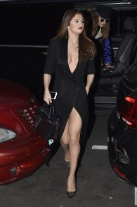 selena-gomez-cleavage-and-upskirt-in-paris-02
