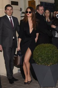 selena-gomez-cleavage-and-upskirt-in-paris-13