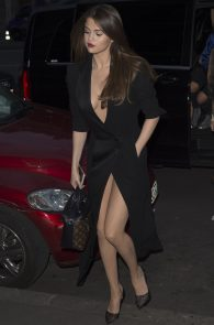 selena-gomez-cleavage-and-upskirt-in-paris-35